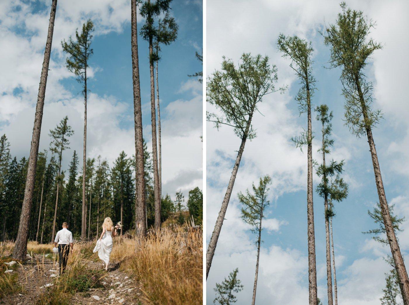 Plener ślubny w górach 4