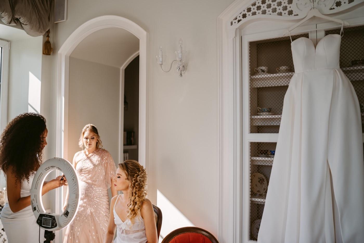 Eleganckie wesele w Pałacu Zegrzyńskim 5
