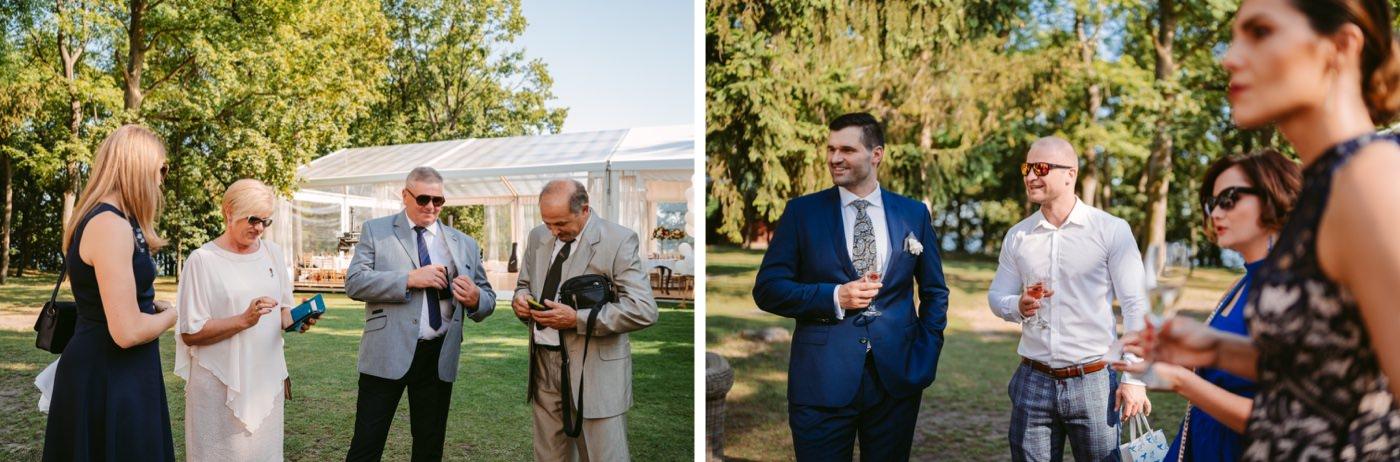 Eleganckie wesele w Pałacu Zegrzyńskim 10