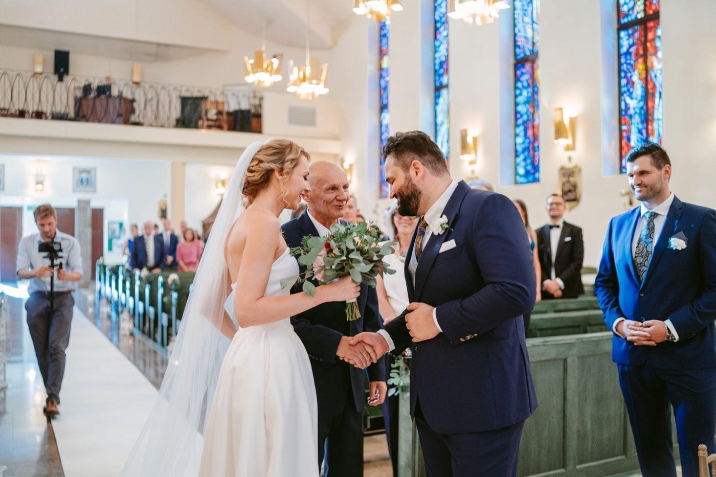 Eleganckie wesele w Pałacu Zegrzyńskim 17