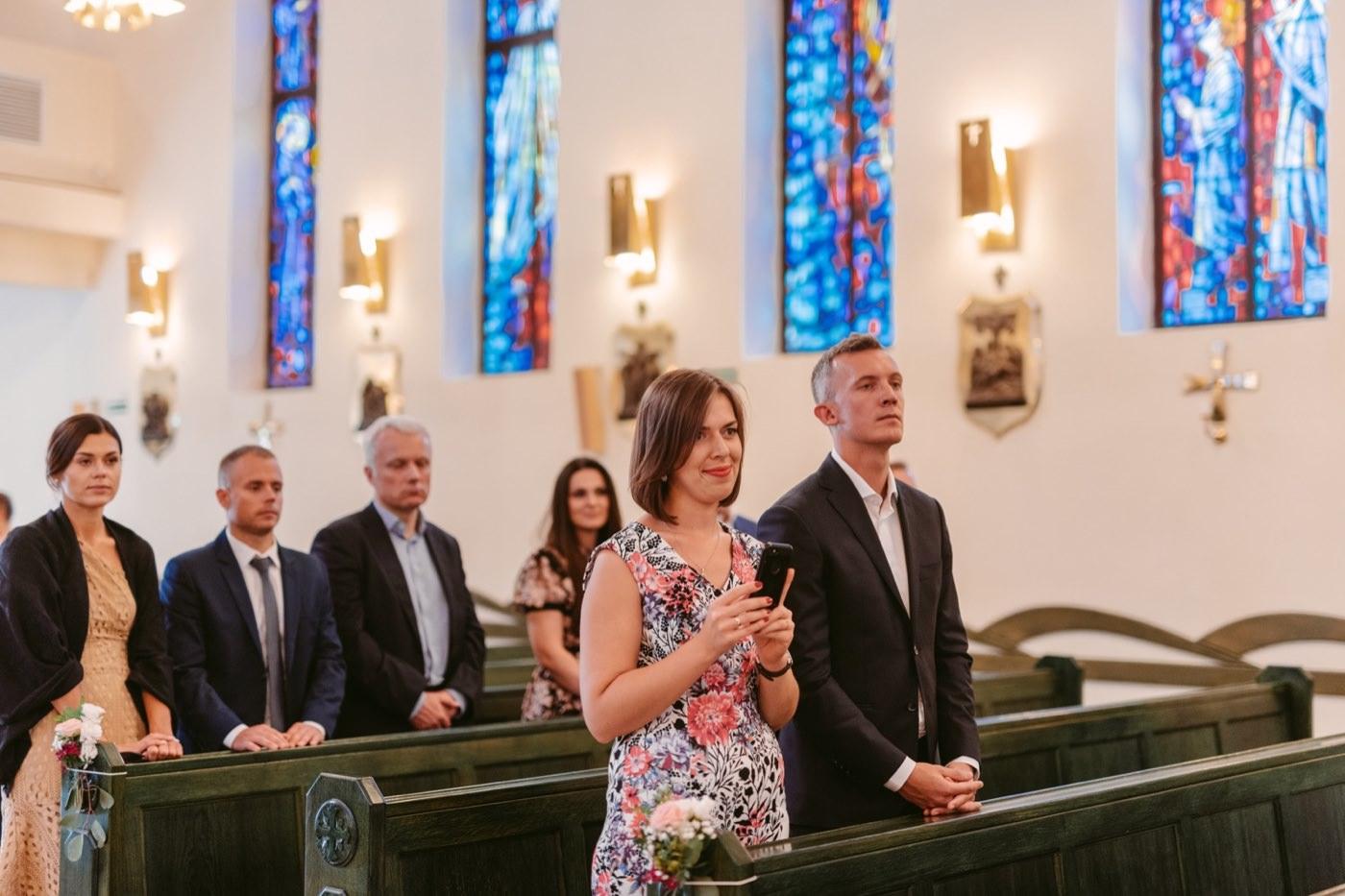Eleganckie wesele w Pałacu Zegrzyńskim 25