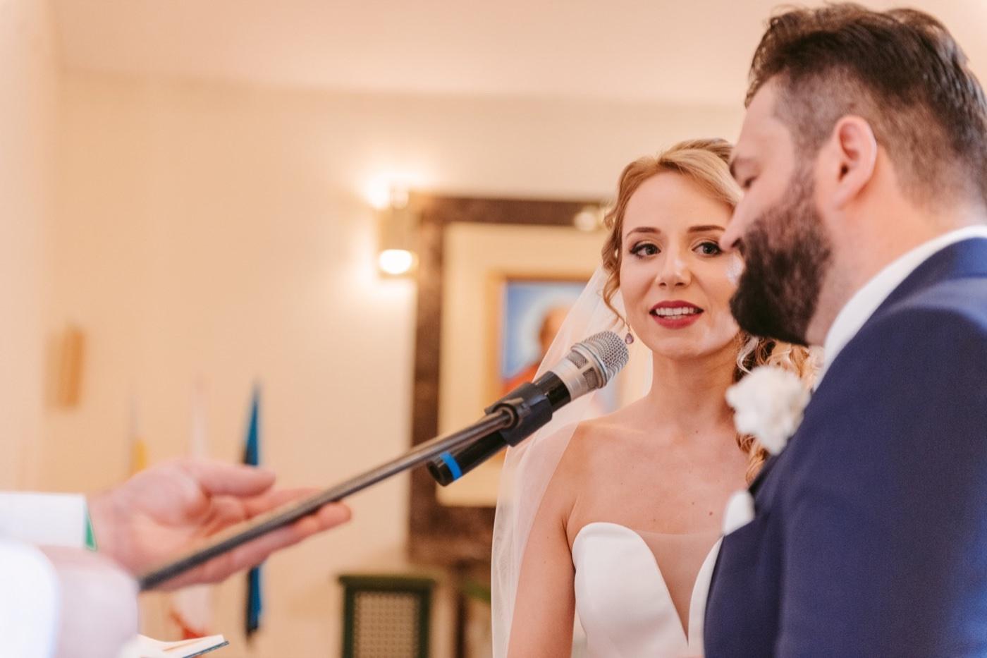 Eleganckie wesele w Pałacu Zegrzyńskim 26