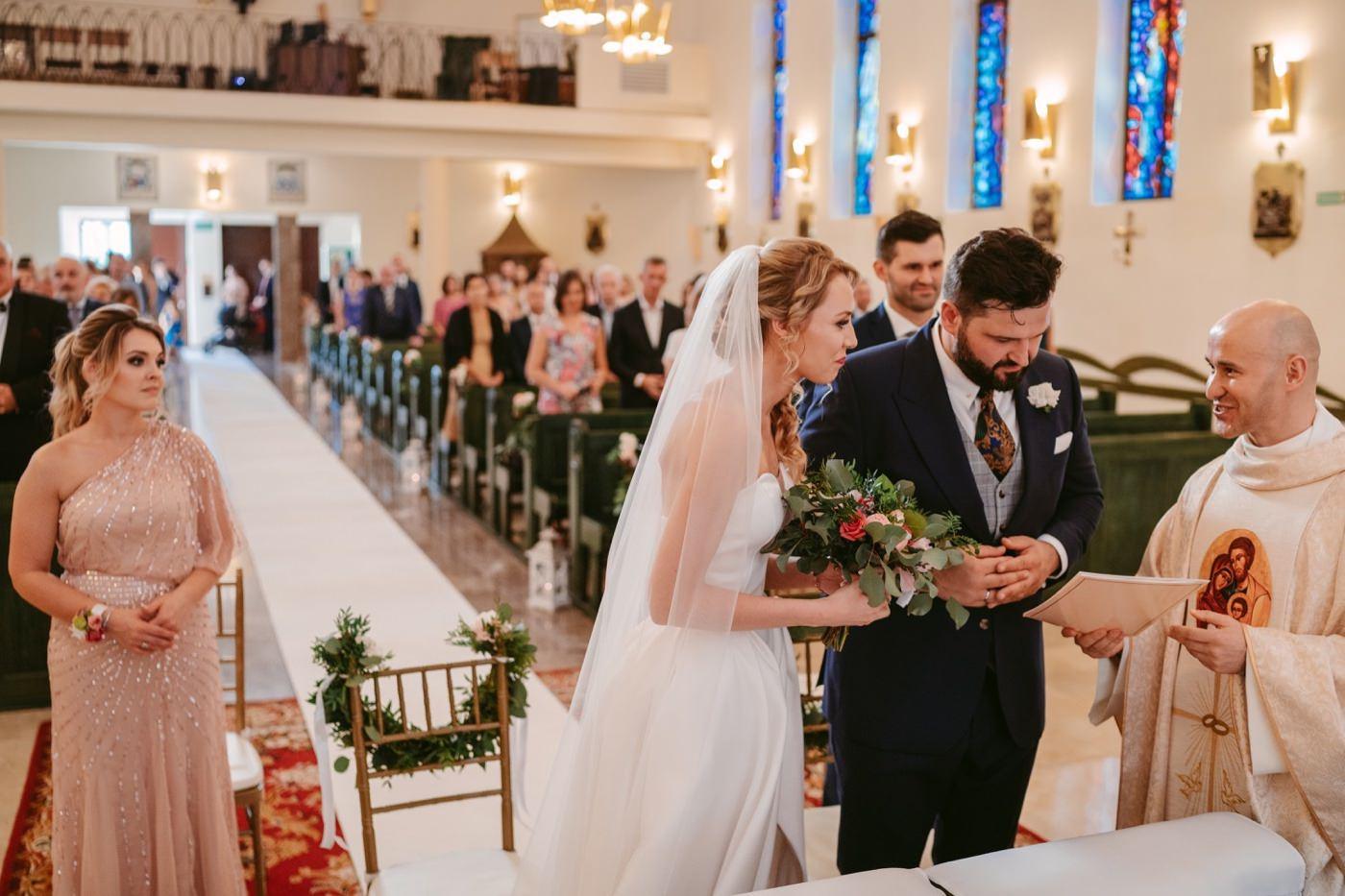 Eleganckie wesele w Pałacu Zegrzyńskim 31