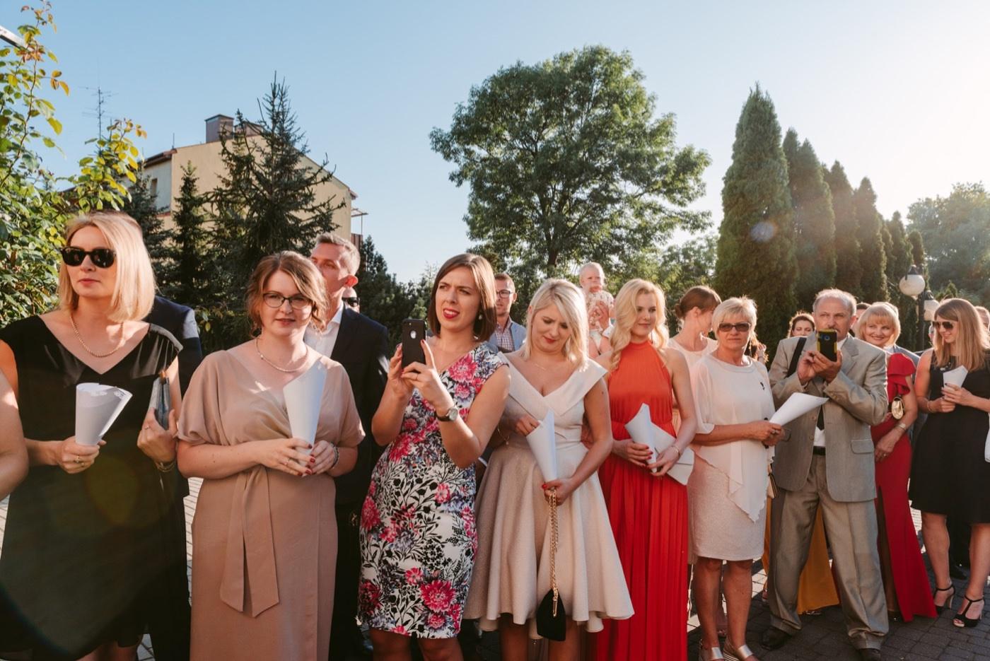 Eleganckie wesele w Pałacu Zegrzyńskim 32