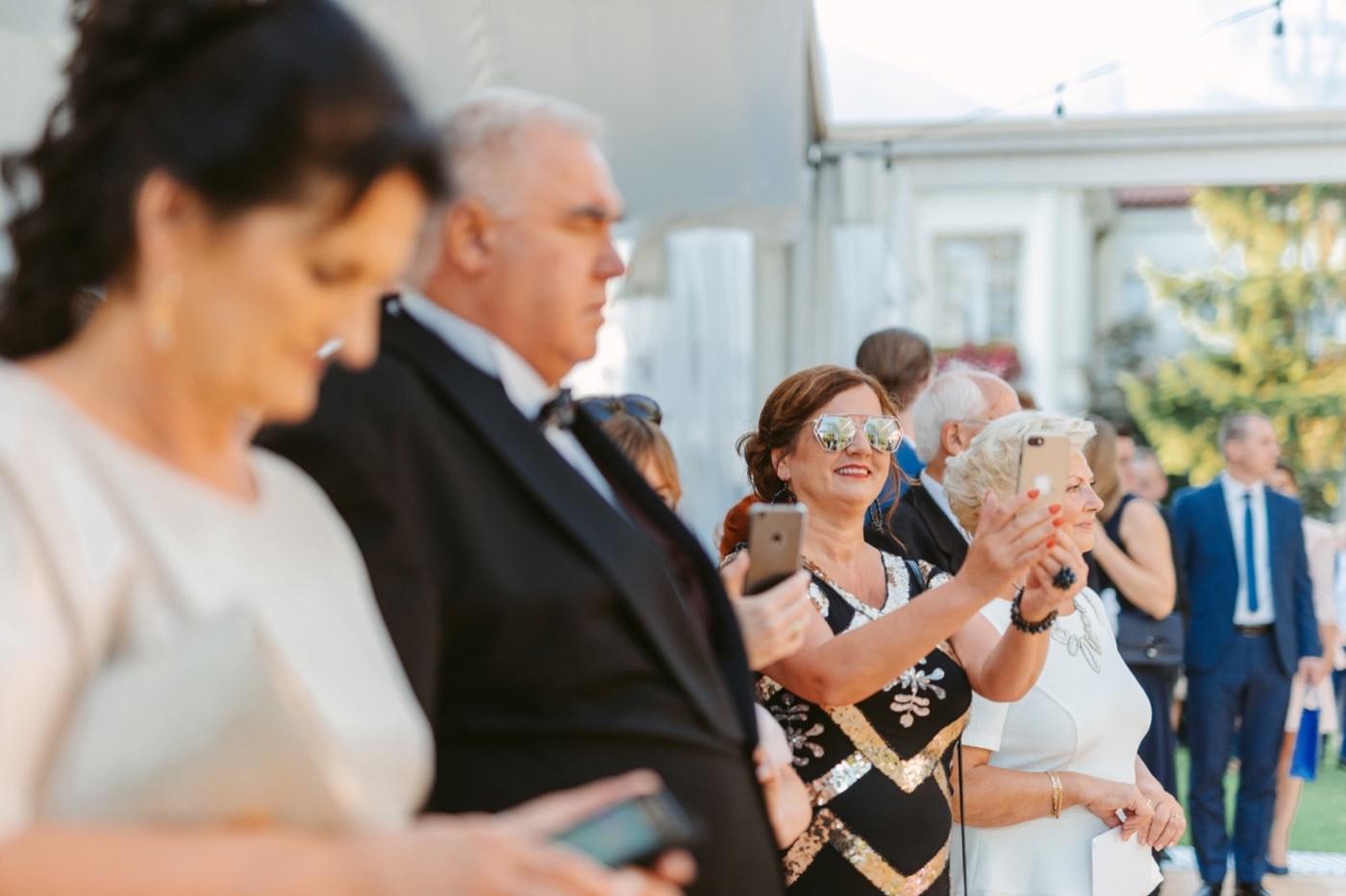 Eleganckie wesele w Pałacu Zegrzyńskim 33