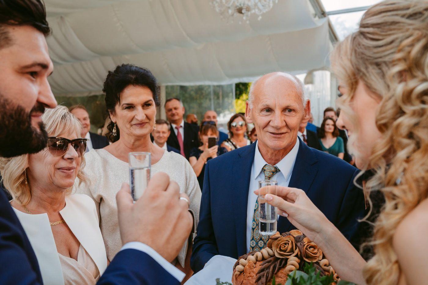 Eleganckie wesele w Pałacu Zegrzyńskim 35