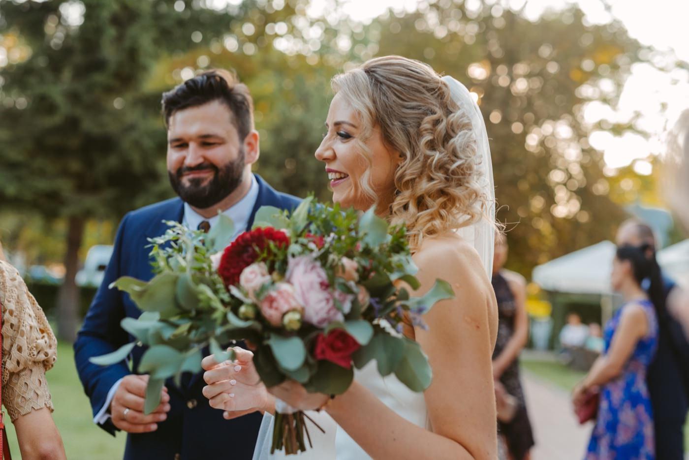 Eleganckie wesele w Pałacu Zegrzyńskim 38