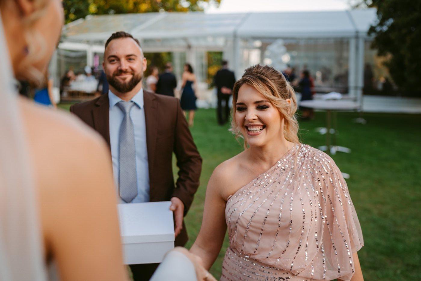 Eleganckie wesele w Pałacu Zegrzyńskim 41