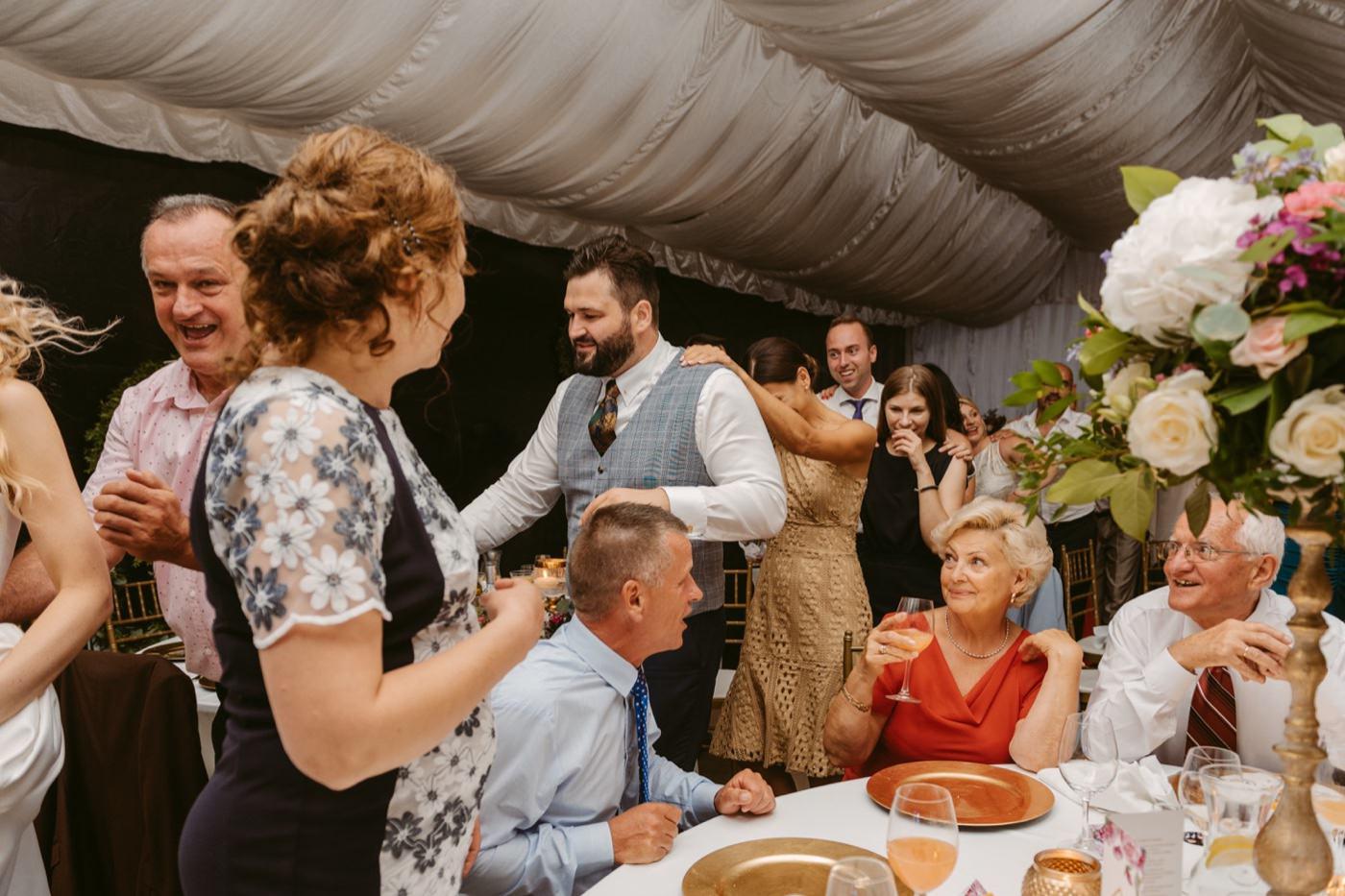 Eleganckie wesele w Pałacu Zegrzyńskim 59