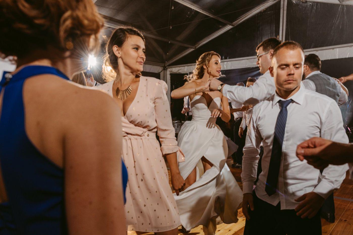 Eleganckie wesele w Pałacu Zegrzyńskim 65