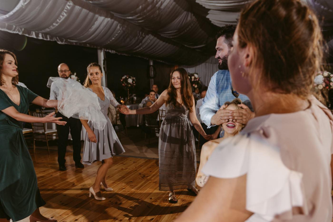 Eleganckie wesele w Pałacu Zegrzyńskim 72