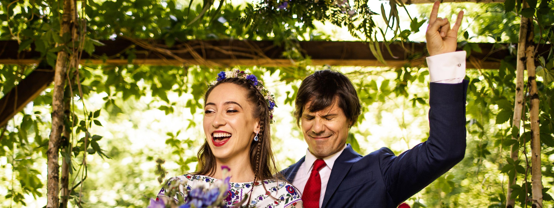Ślub i wesele w jurcie | Slow wedding 1