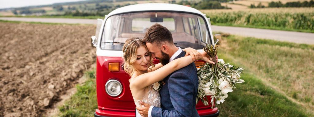 Sesja ślubna w Villa Love