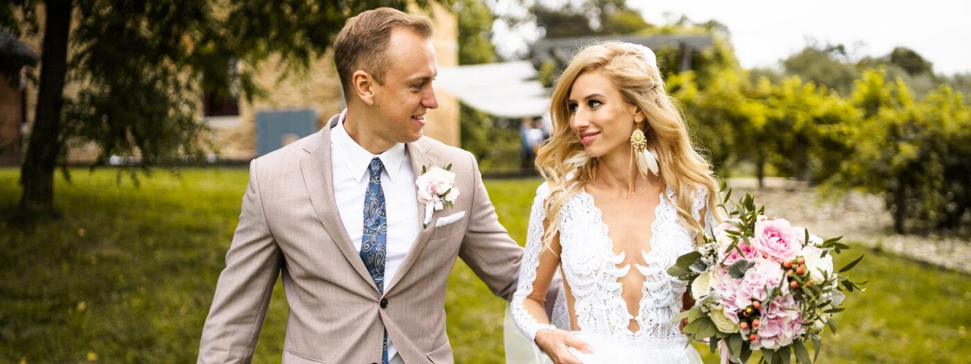 Oaza Leńcze wesele
