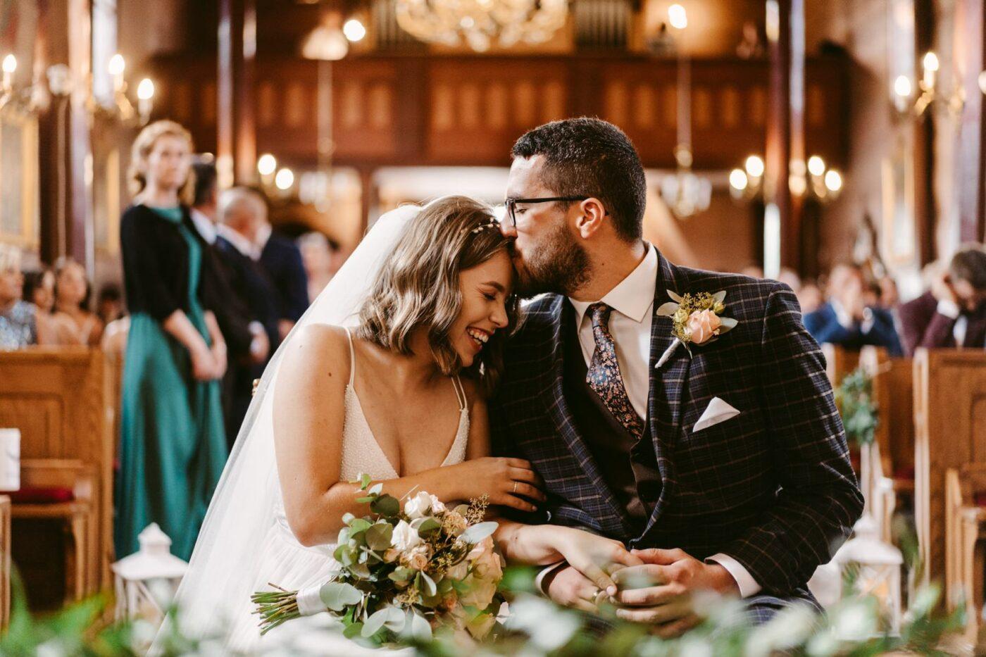 emocje ceremonia ślubna