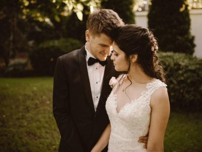 Ślub plenerowy w Villa Julianna